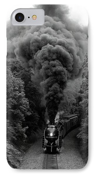 611 At Fiery Road Overpass IPhone Case