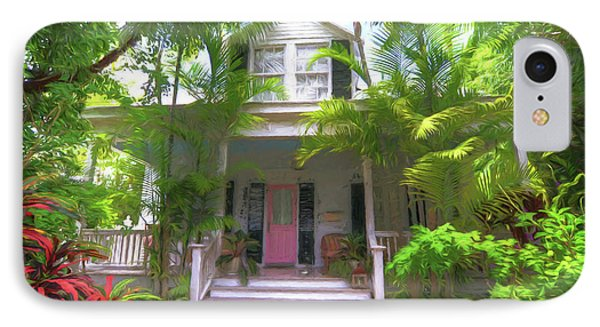 620 Elizabeth Street - Key West Florida IPhone Case