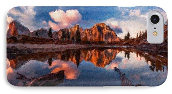 G H Landscape IPhone Case by Victoria Landscapes