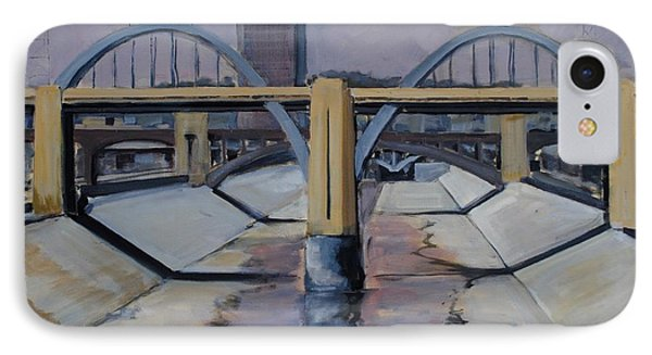 6th Street Bridge IPhone Case