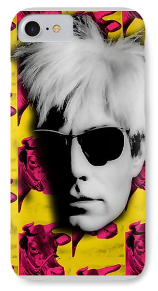 Andy Warhol Collection IPhone Case