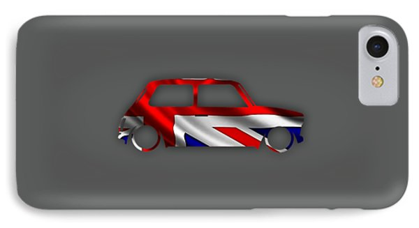 Austin Mini Cooper IPhone Case by Marvin Blaine