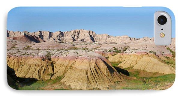 Badlands National Park South Dakota Phone Case by Louise Heusinkveld