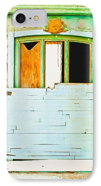 Boarded Up Window IPhone Case
