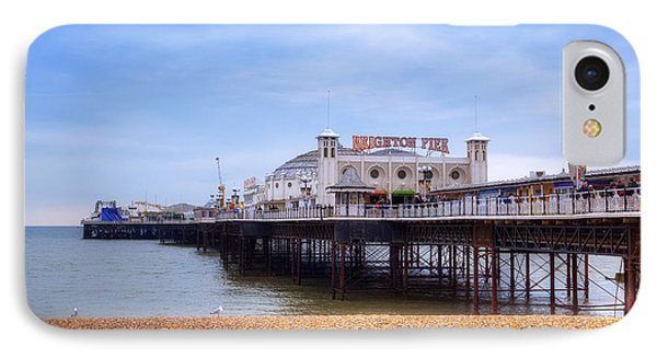 Brighton Pier IPhone Case
