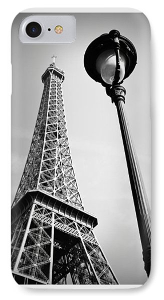 IPhone Case featuring the photograph Eiffel Tower by Chevy Fleet