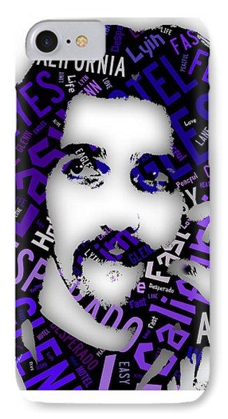 Glenn Frey Eagles Collection IPhone 7 Case