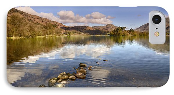 Grasmere IPhone Case by Nichola Denny