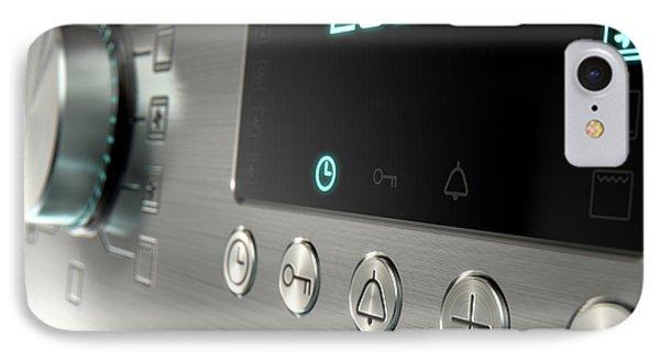 Modern Oven Closeups IPhone Case