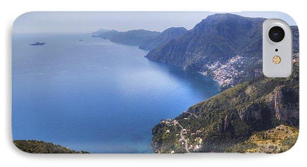 Sentiero Degli Dei - Amalfi Coast IPhone Case
