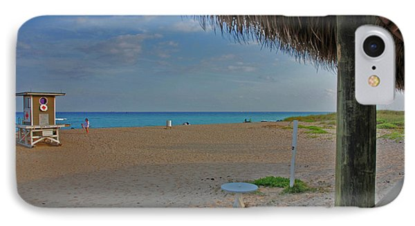 IPhone Case featuring the photograph 7- Southern Beach by Joseph Keane