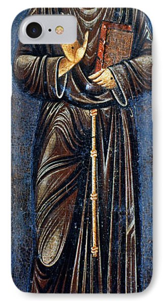 St. Francis Of Assisi Phone Case by Granger