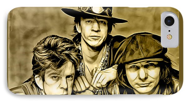 Stevie Ray Vaughan And Double Trouble Collection IPhone 7 Case