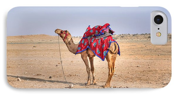 Thar Desert - India IPhone Case