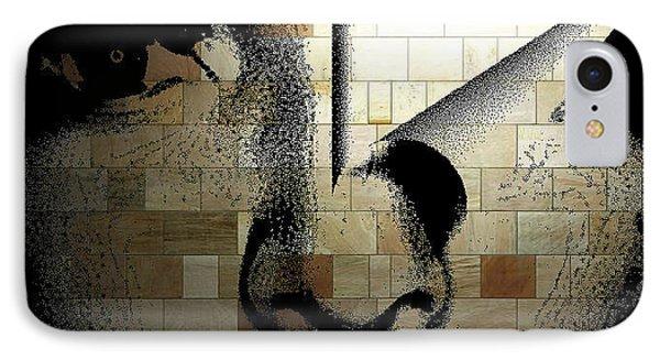Digital Art IPhone Case by HollyWood Creation By linda zanini