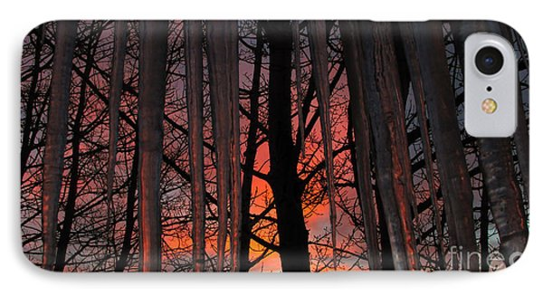 737am IPhone Case by Janice Westerberg