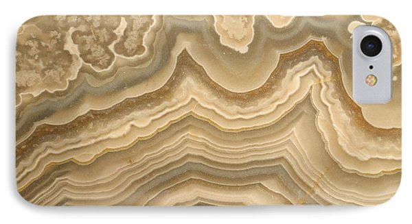 Agate Phone Case by Ted Kinsman