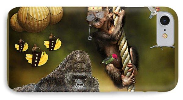 Bananas Phone Case by Marvin Blaine