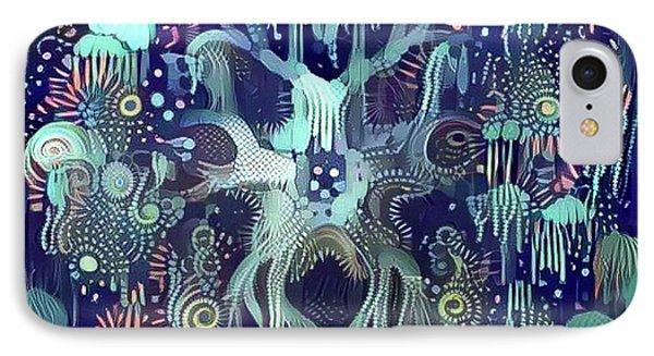 Beautiful Undersea Coral IPhone Case