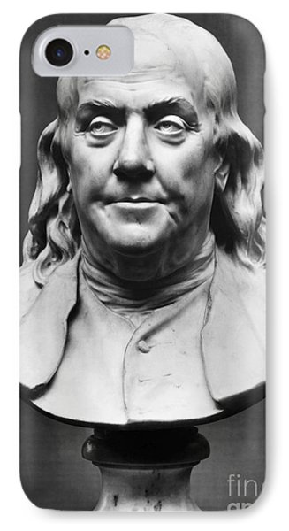 Benjamin Franklin (1706-1790) Phone Case by Granger