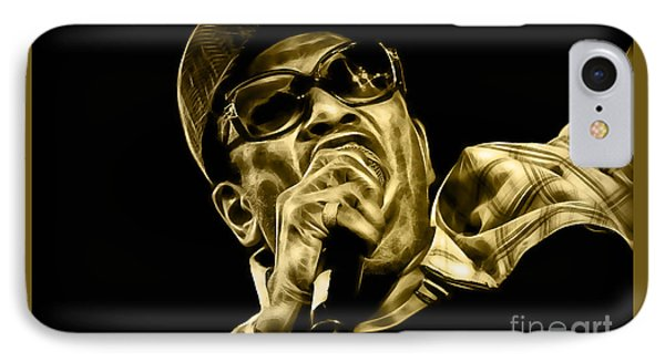 Bobby Womack Collection IPhone Case by Marvin Blaine