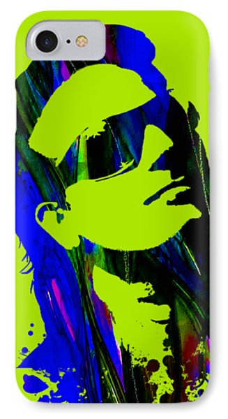Bono Collection IPhone Case by Marvin Blaine