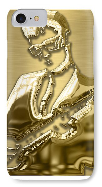 Buddy Holly Collection IPhone Case by Marvin Blaine