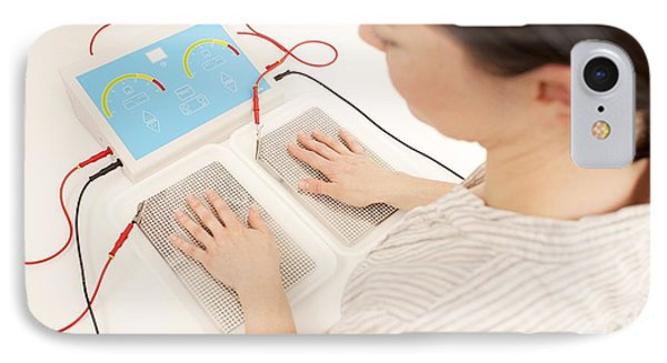 Iontophoresis For Excess Sweating IPhone Case