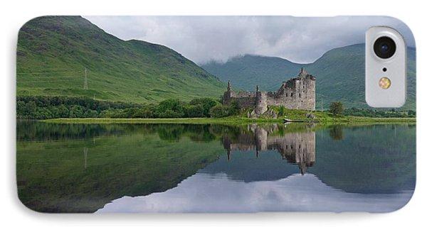 Kilchurn Castle IPhone Case