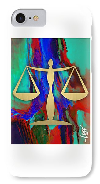 Law Office Collection IPhone Case