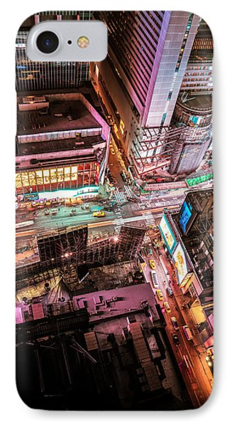 New York City IPhone 7 Case by Vivienne Gucwa
