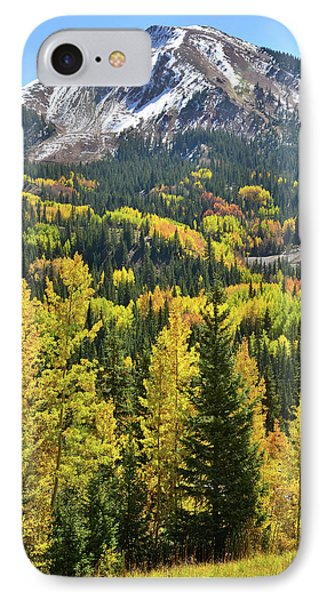 IPhone Case featuring the photograph Red Mountain Pass by Ray Mathis