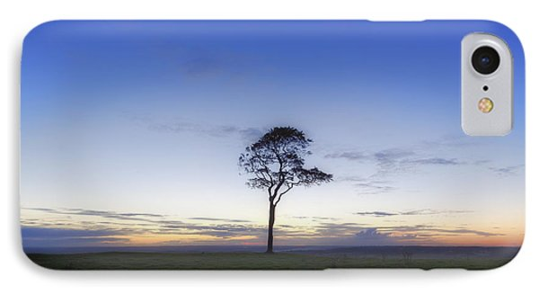 Roundway Hill - England IPhone Case by Joana Kruse