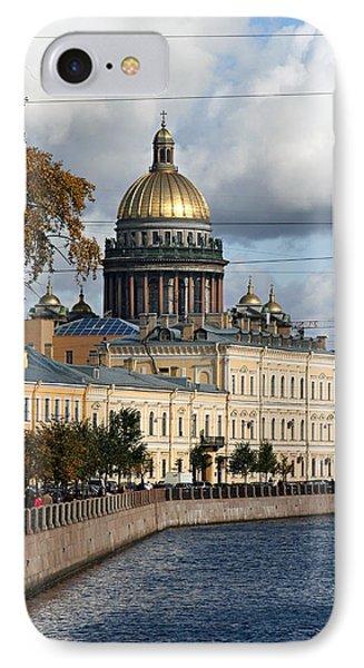 St. Petersburg IPhone Case