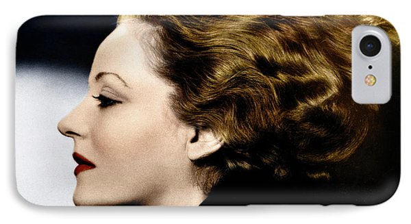 IPhone Case featuring the photograph Tallulah Bankhead by Granger