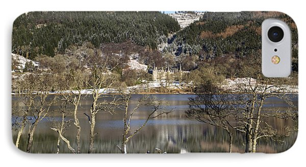 Trossachs Scenery In Scotland IPhone 7 Case