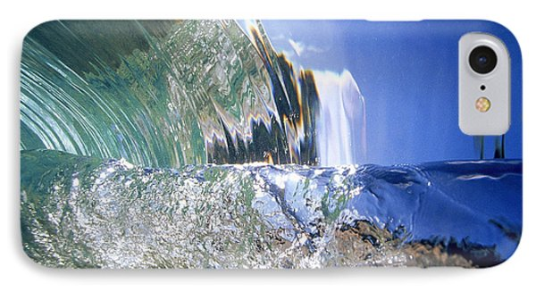 Underwater Wave Phone Case by Vince Cavataio - Printscapes