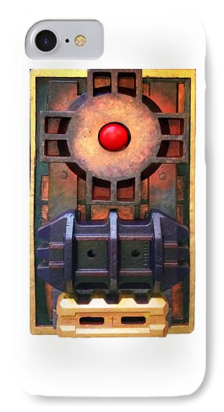 IPhone Case featuring the painting . by James Lanigan Thompson MFA