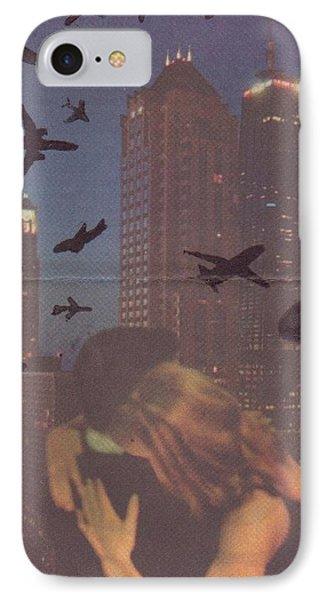 9-11-20 IPhone Case by William Douglas