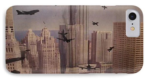 9-11-50 IPhone Case by William Douglas