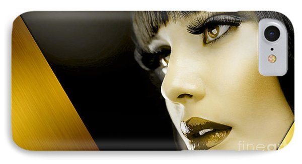 Beauty Collection IPhone Case by Marvin Blaine