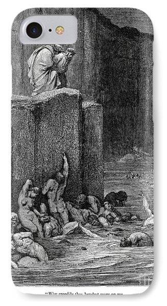 Dante: Inferno Phone Case by Granger