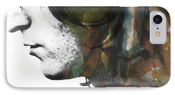 #9 Dream IPhone Case by Paul Lovering