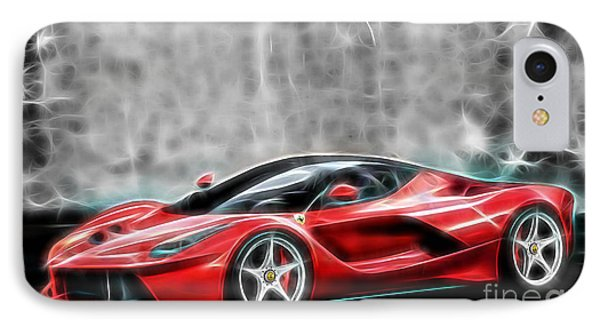 Ferrari Laferrari IPhone Case
