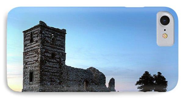 Knowlton Church - England IPhone Case by Joana Kruse