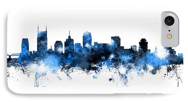 Nashville Tennessee Skyline IPhone 7 Case