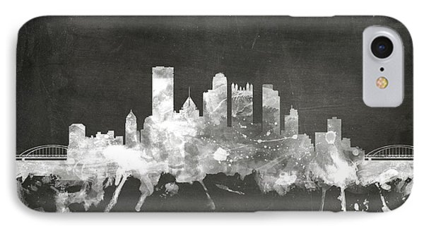 Pittsburgh Pennsylvania Skyline IPhone Case