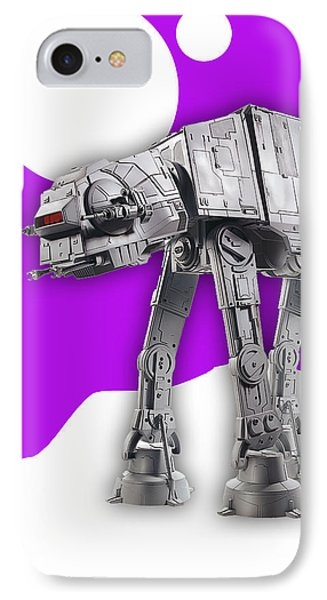 Star Wars At-at Collection IPhone Case