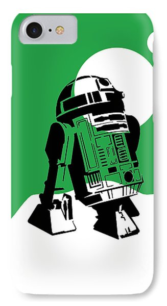 Star Wars R2-d2 Collection IPhone Case