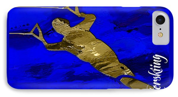 Waterski Collection IPhone Case by Marvin Blaine